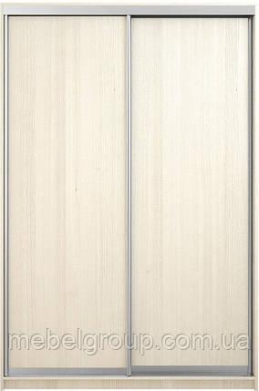 Шкаф купе Стандарт 160*60*210 Венге светлый, фото 2
