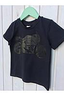 Детская футболка на мальчика рр 92-116 Код до300