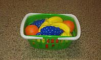 "Корзина ""Супермаркет с фруктами"""