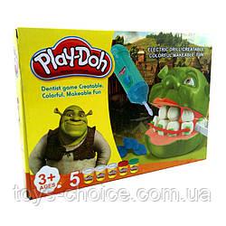 Игровой Набор Hasbro Мистер Зубастик Шрек, Play-Doh Ps
