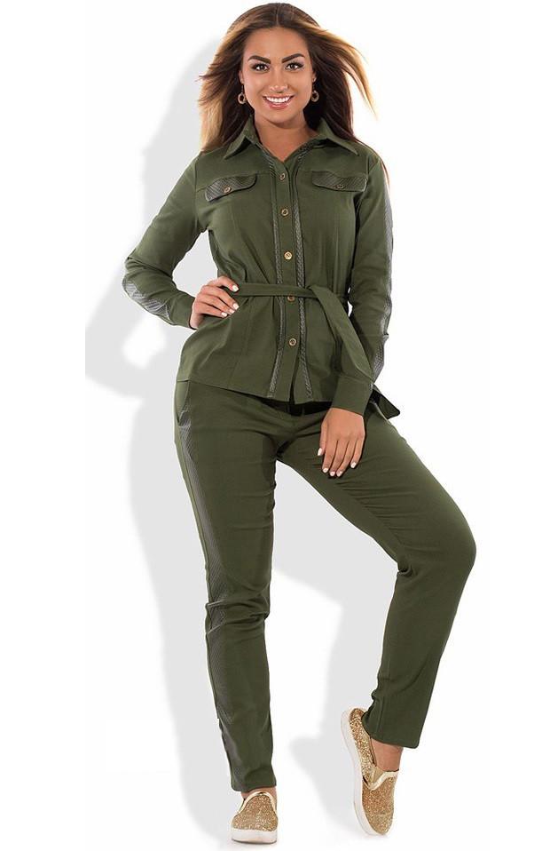 Женский костюм размеры от XL 4200