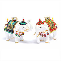Пара слонов приносящие богатсво