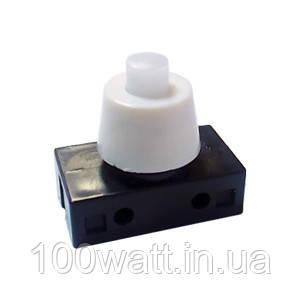 Выключатель для бра-кнопка большая  ST 503