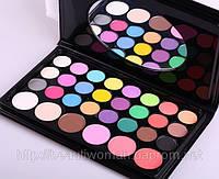 Профессиональная палитра матовых теней 30 цветов