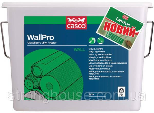 Клей для стен Lentus WALLPRO ( Лентус ВоллПро) Casco  15л.