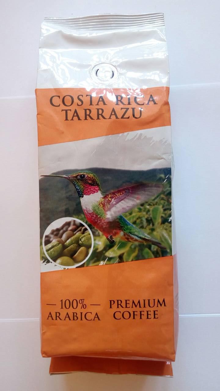 Кофе Costa Rica Tarrazu 100% arabica 500 грамм