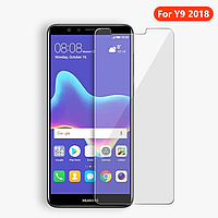 Захисне скло Glass для Huawei Y9 2018