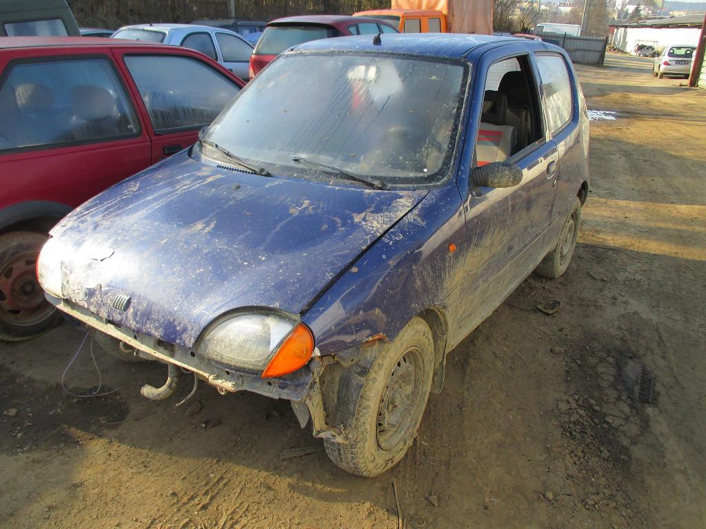 Авто под разборку Fiat Cinquecento 0.9 1999