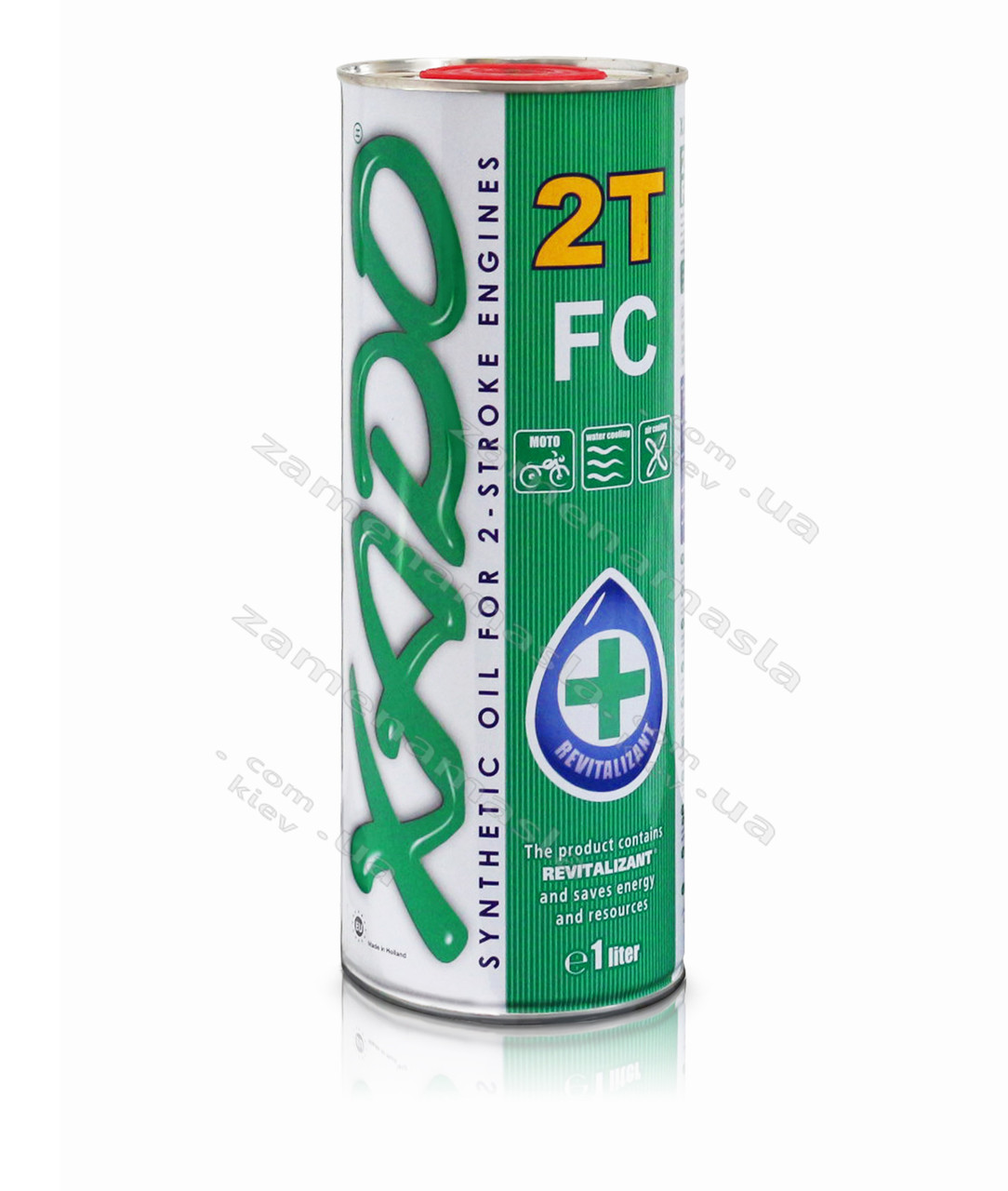 XADO Atomic Oil 2T FC 1л(мото-тех.) - моторное масло