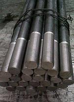 Болт DIN 529 (A, B, C, D, F), фото 2
