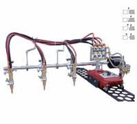 Самоходная портативная машина для прямолинейного раскроя листового металла GCD3-100