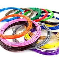 Пластик ABS ЛЮКС для 3D-ручки + доставка | Набор из 15 цветов | 3D-Box