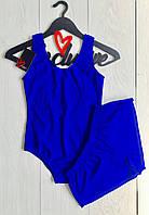 Акционное предложение ! Комплект слитный купальник и пляжные шорты.