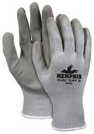 """Перчатки рабочие покрытые вспененным латексом  """"MCR Memphis"""""""