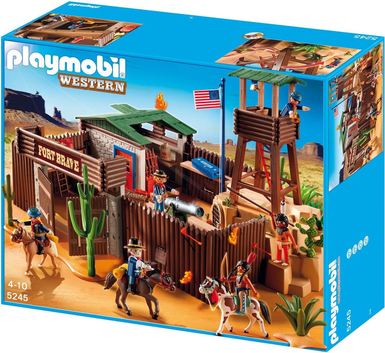 Playmobil 5245 Фортеця (Плеймобил конструктор Крепость)