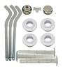 Комплект подключения радиаторов отопления 1х3/4 KIT