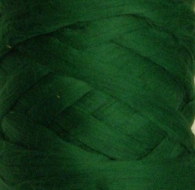 100% шерсть. 25мкрн. Цвет: Зеленый. 238 г