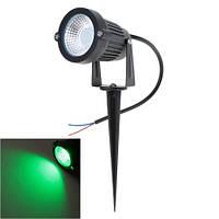 Светодиодный грунтовый светильник VITO LAGOS-LED 5W 230V green, фото 1