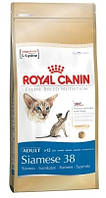 Royal Canin (Роял Канин) SIAMESE ADULT корм для сиамских кошек старше 12 месяцев, 400 г