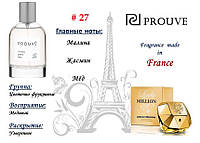Французские духи Prouve #27 Paco Rabanne Lady Мillion modmiks.com.ua, фото 1