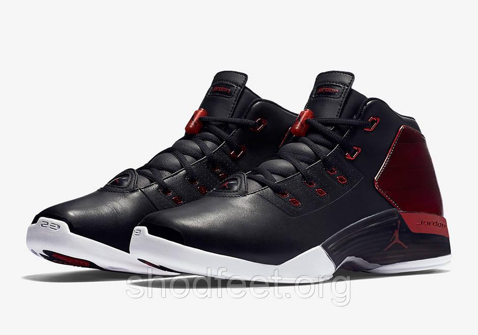 """Мужские баскетбольные кроссовки Air Jordan 17+ Retro """"Bulls"""""""