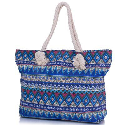 161b46cbd6fa Женская пляжная тканевая сумка FAMO (ФАМО) DC1810-02 - ManWood - cтильные  мужские