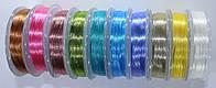 Люрекс Аллюр, светлый микс из 10 цветов