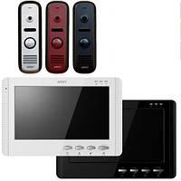 Комплект видеодомофона Arny AVD-709+AVP-NG110