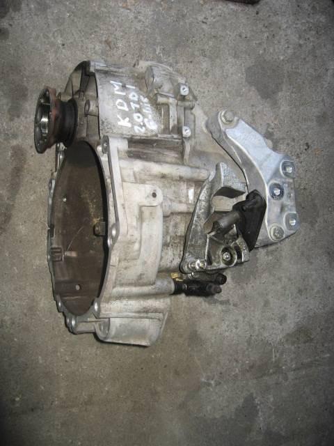 КПП/Коробка передач VW CADDY 2.0TDI KDM
