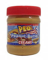 Арахисовая паста Peo's Peanut Butter Creamy 340 г