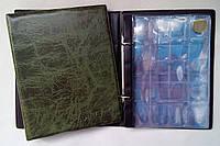 Альбом для монет Marcia 120 cредних ячеек, фото 1