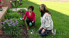 СУПЕР ЦЕНА! Садовые перчатки с КОГТЯМИ для сада. Garden Genie Gloves, фото 3