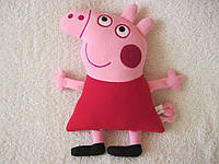Мягкая игрушка - подушка Свинка Пеппа ручная работа