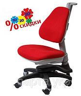 Детское  ортопедическое кресло Y-318 красное , Comf-Pro