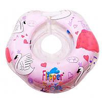 Круг на шею для купания с музыкой Flipper Roxy-kids 2 цвета