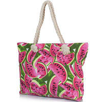 Пляжная сумка Famo Женская пляжная тканевая сумка FAMO (ФАМО) DC1810-06