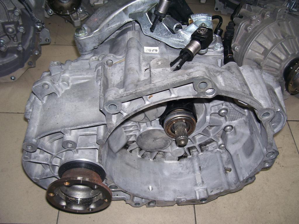 КПП/Коробка передач VW CADDY 2.0TDI KDN