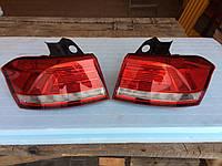 Стопи (задні фонарі) радіатора для Volkswagen Passat B8.