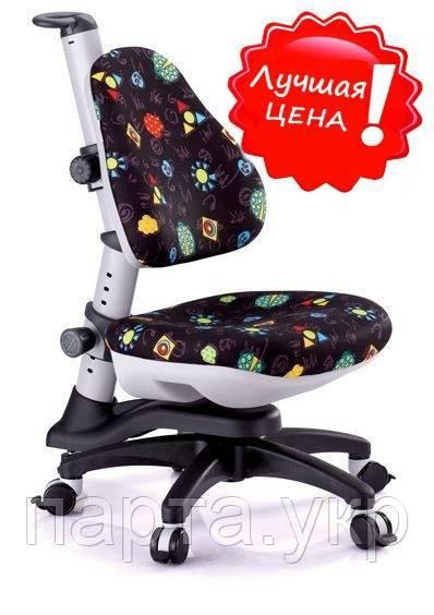 Детское компьютерное кресло Y-318 Black, Comf-Pro