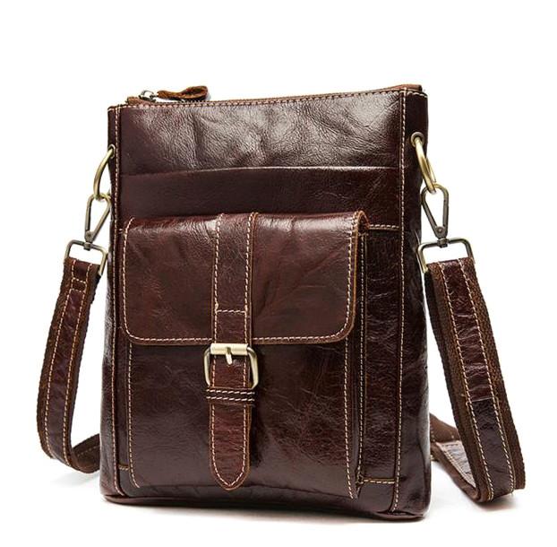 6f83ca6459bb Мужская кожаная сумка через плечо BEXHILL , цена 1 350 грн., купить ...