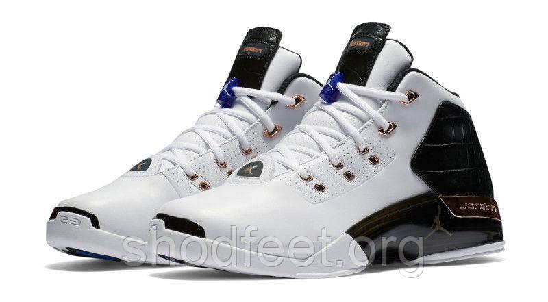 """Мужские баскетбольные кроссовки Air Jordan 17+ Retro """"Copper"""""""