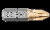 Насадка 6-гранная 3 x 25 mm, 2  Graphite, 57H967 (уп)