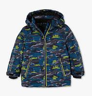 Функциональная куртка Софтшелл на мальчика 4 года C&A Германия Размер 104