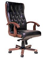 Кресло Richard Extra ЭкоКожа D-5 (1.031 лесной орех).