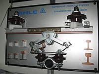Контактные рельсы для работы подъемно транспортного оборудования большой мощности