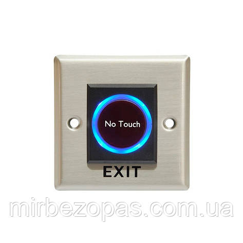 Кнопка выхода ISK-840A No Touch для системы контроля доступа, фото 2