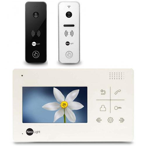 Комплект видеодомофона NeoLight Delta и OPTIMA