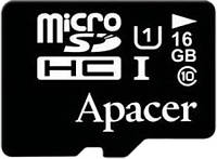 Карта памяти Apacer MicroSDHC 16GB UHS-I (Class 10)