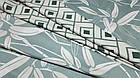 Полуторное постельное белье, Бамбук, сатин 100%хлопок , фото 2
