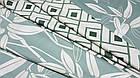 Полуторное постельное белье, Бамбук, сатин 100%хлопок , фото 3